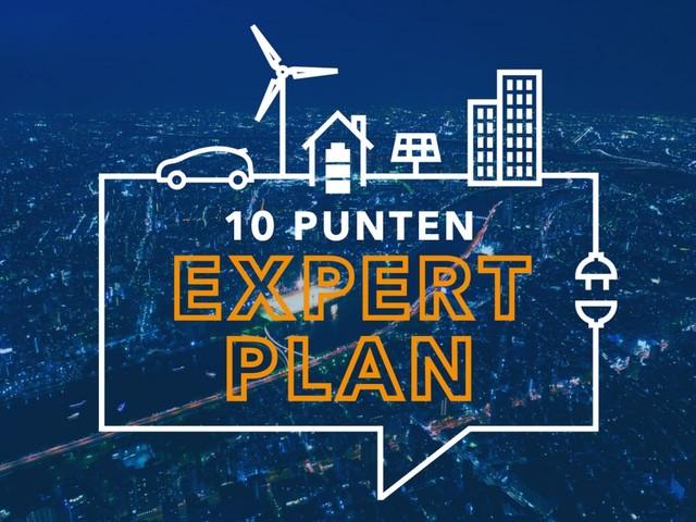 #VanGasLos met 10-punten Expertplan