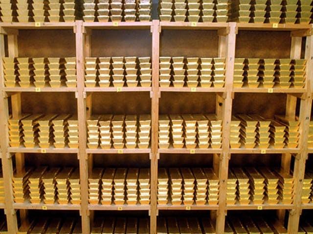 Nederlandse goudvoorraad tijdelijk naar Haarlem wegens verbouwing DNB-kantoor