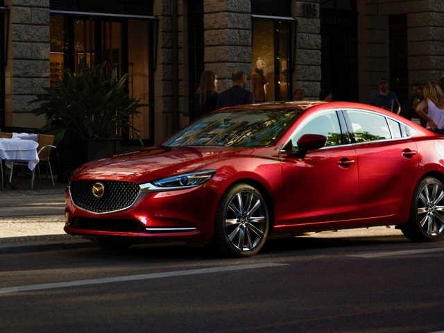 The 2018 Mazda6 may offer all-wheel drive
