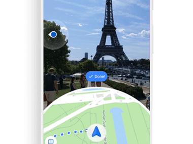 Hè, hè, met deze nieuwe functies in Google Maps kun je nu wel snel de juiste richting vinden in een vreemde stad