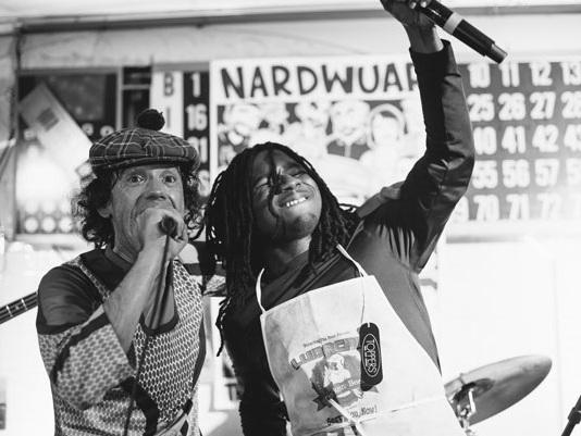 Lil B vs. Nardwuar, The Sequel