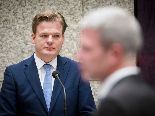 Het CDA heeft een probleem in de coalitie na de uitglijder van Pieter Omtzigt
