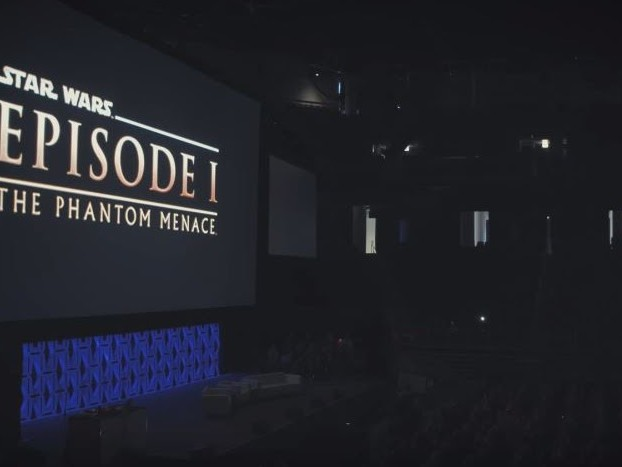 Watch The Crowd's Reaction To Star Wars Episode 1 Trailer At Star Wars Celebration
