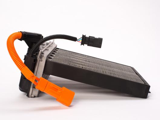 BorgWarner cabin heater extends driving range for new EV