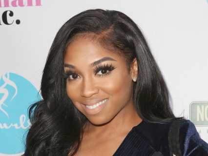 OMG! Brooke Valentine's Beautiful Baby Girl Is Obliterating Ovaries Everywhere