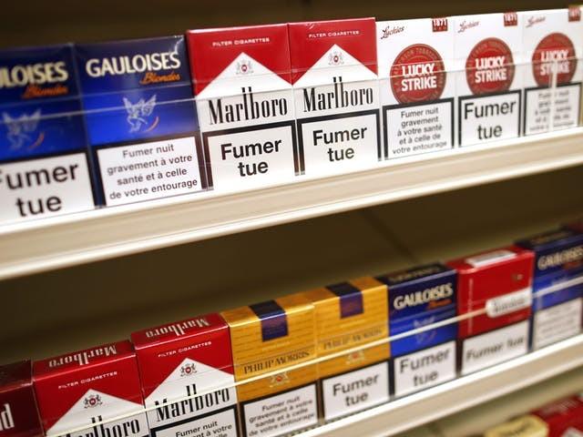 Tabaksfabrikanten flink beboet om verkoopbonussen aan winkeliers