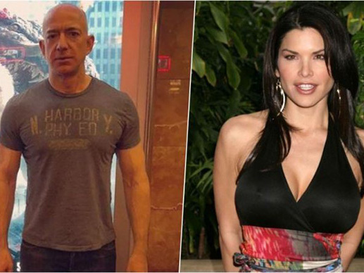 Jeff Bezos' And Mistress Lauren Sanchez's Families Already Knew Of Their Affair Before Their Cheating Scandal Broke