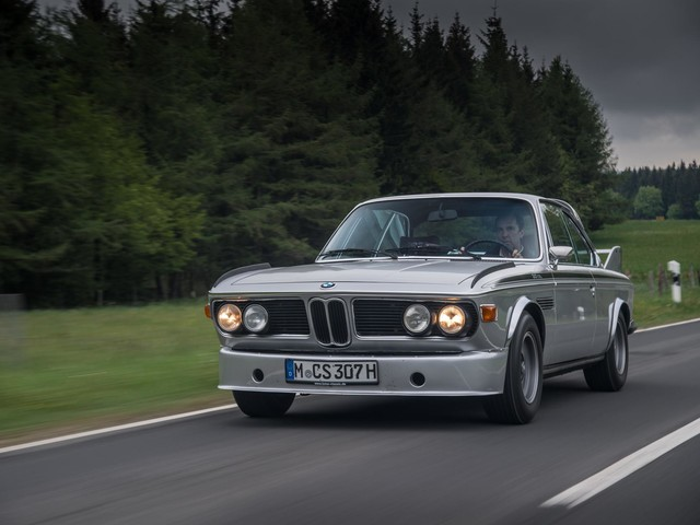 VIDEO: Tiff Needell Reviews the Iconic BMW 3.0 CSL