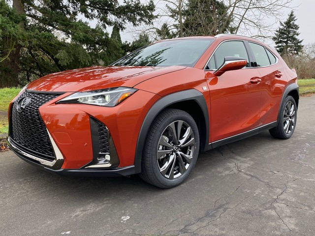 2019 Lexus UX 200 Review: A luxurious urban crossover