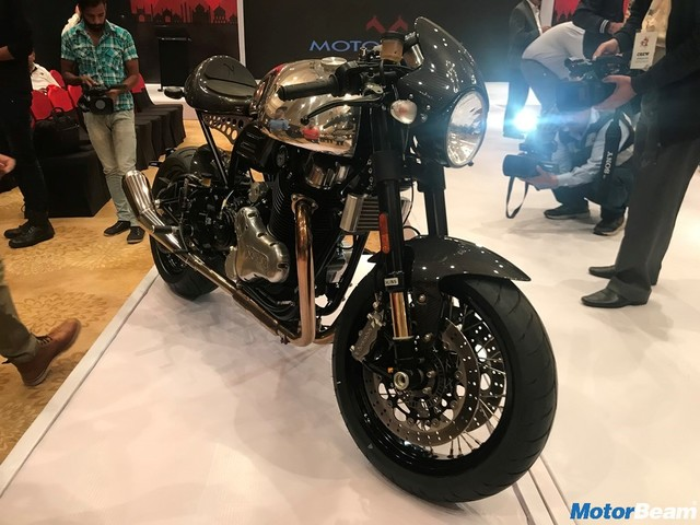 Norton India Entry Announced With Kinetic, Launch In 2018