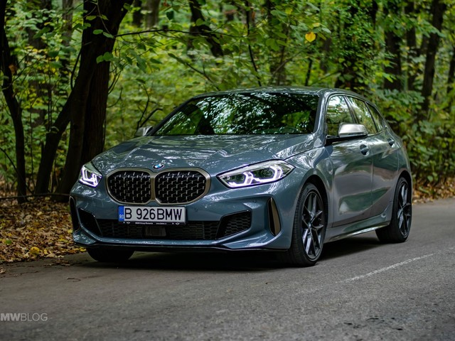 2019 BMW M135i xDrive Review – Logic Over Emotions