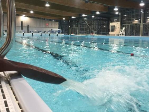 Brabant Water vult zwembad De Warande bij, woensdag kan er weer gezwommen worden