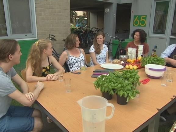 Overheerlijk 7: Studenten koken Italiaans driegangenmenu