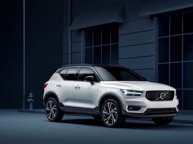 Volvo XC40 Unveiled, India Launch In 2018