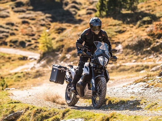 KTM 390 Adventure India Debut At IBW 2019