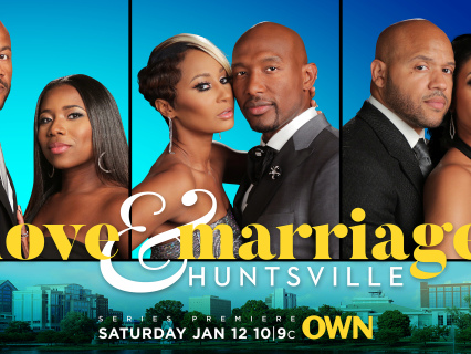 Love & Marriage' Huntsville: OWN Reality Star Couples Talk Their Sweet Southern Marriages