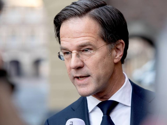 Coronanieuws: 'Rellen crimineel geweld, heeft niets te maken met strijd voor vrijheid', zegt Rutte