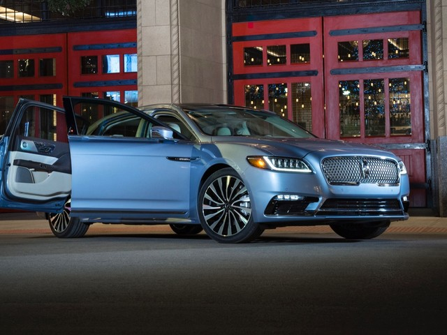Lincoln Continental production to end this year