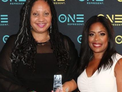 REPRESENT: TV One & CLEO TV Host Reception Honoring NABJ President Sarah Glover