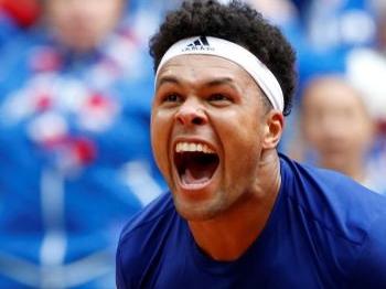 Frankrijk en België in finale Daviscup