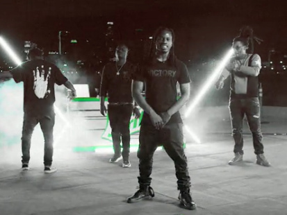 BET Hip Hop Awards 2017 Cypher: Young Miami Cypher [Video]