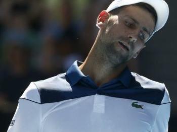 Djokovic in bloedhitte Australië: 'Gezondheid in het geding'