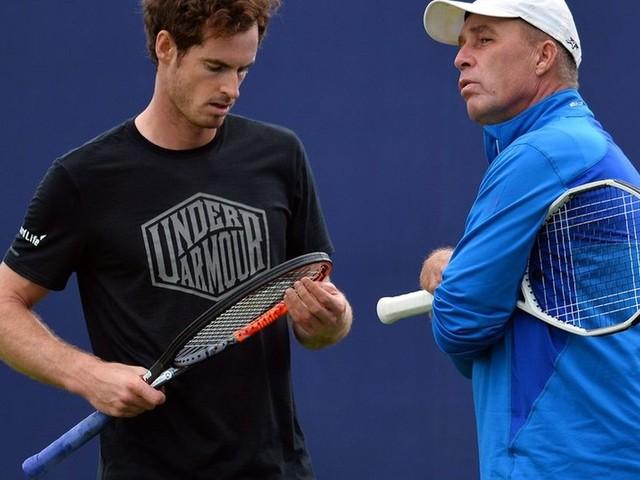 Murray breekt opnieuw met Lendl