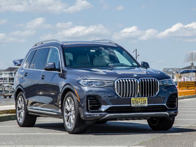BMW X7 M60i digital instrument panel teases V12-powered SUV