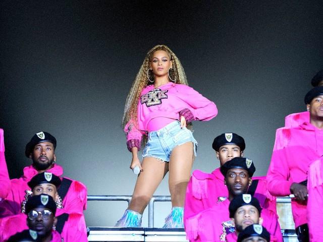 Superster Beyoncé werkt keihard om aan de top te blijven