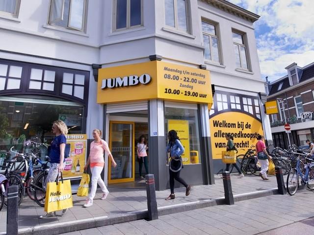 Jumbo verwijdert geldautomaten