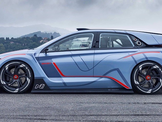 Hyundai confirms an N halo sports car is coming