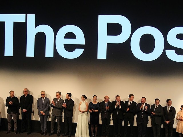 Premiere Photos From The Post, Washington D.C.