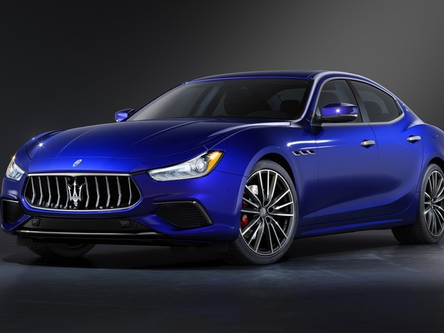 Maserati adds a GT Sport Package to the Ghibli, Levante and Quattroporte
