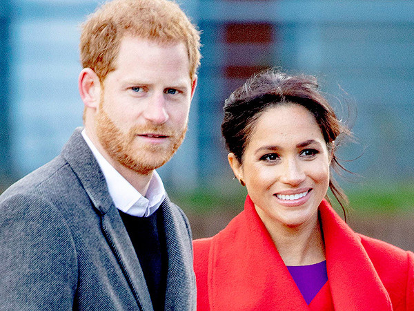 BREAKING NEWS - Meghan Markle And Prince Harry Welcome A Baby Boy!