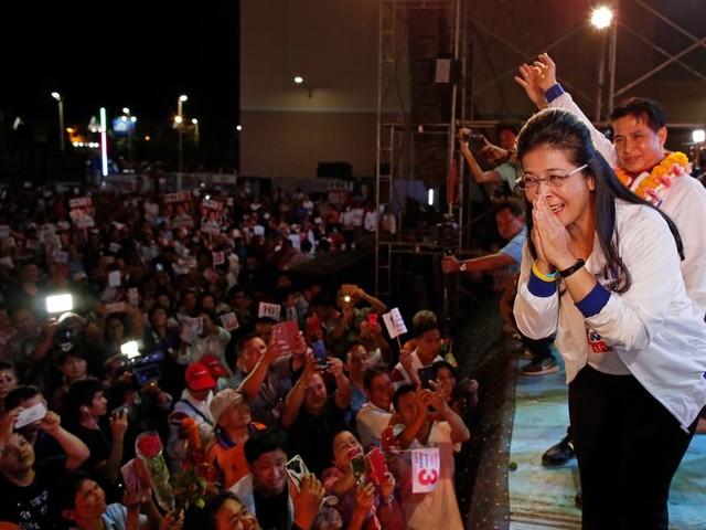 De Thaise Roodhemden dromen opnieuw van een overwinning
