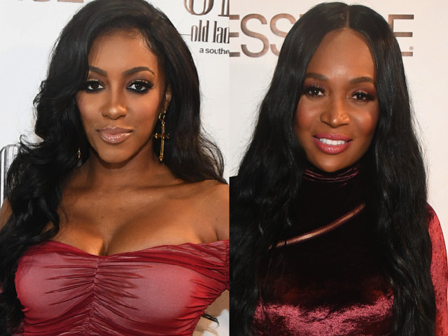 Porsha Williams Confirms Whether Or Not She Was Sent Packing From RHOA Vacay For Putting Paws On Marlo Hampton