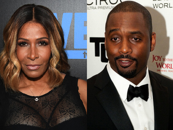Check 'Em Boo! Sheree Whitfield Is BIG Mad That #RHOA Producers Exposed Her Super Secret Felon Bae