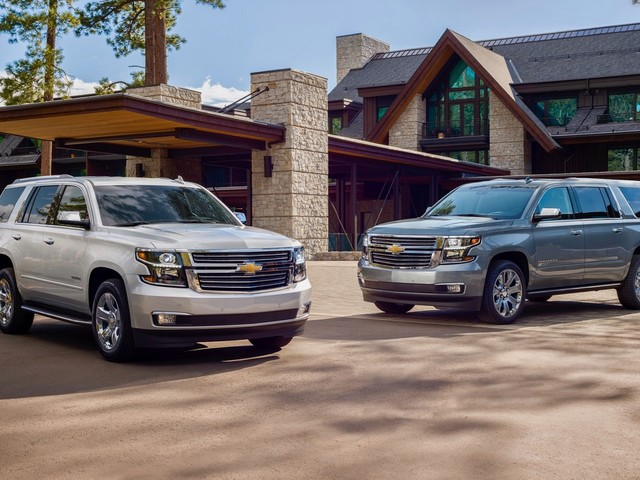 2019 Chevy Tahoe and Suburban Premier Plus special editions unveiled