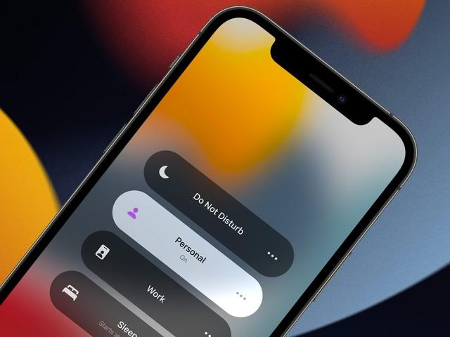 iOS 15 Focus: 6 manieren waarop je iPhone afleiding gaat voorkomen