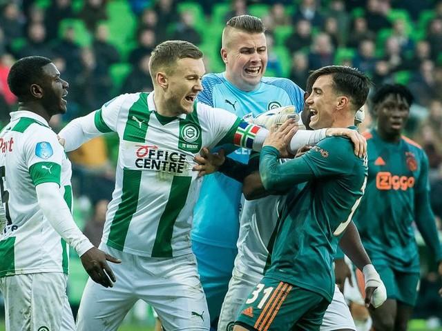 Zonder Ziyech is Ajax zijn magie kwijt