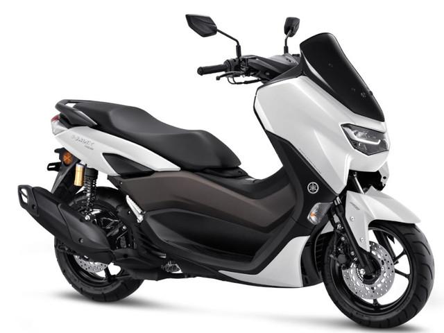 2020 Yamaha N-Max 155 Unveiled