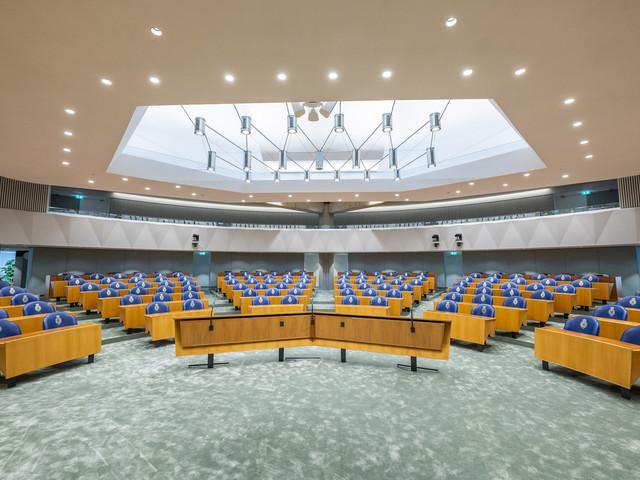 Vanaf 7 september publiek welkom op nieuwe locatie Tweede Kamer