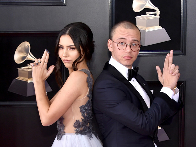 In White Folks News: Rapper Logic & Wife Are A Wrap After Just 2-Years Of Marriage