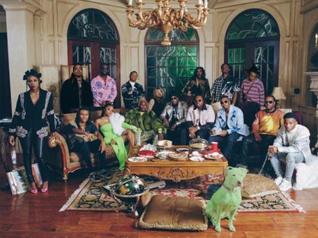 Young Thug & YSL Release 'Slime Language 2'