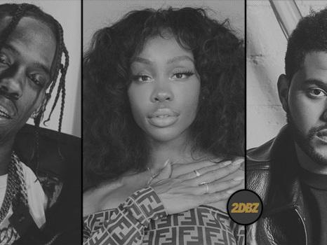 """Travis Scott, SZA & The Weeknd Unite on """"Power is Power"""""""