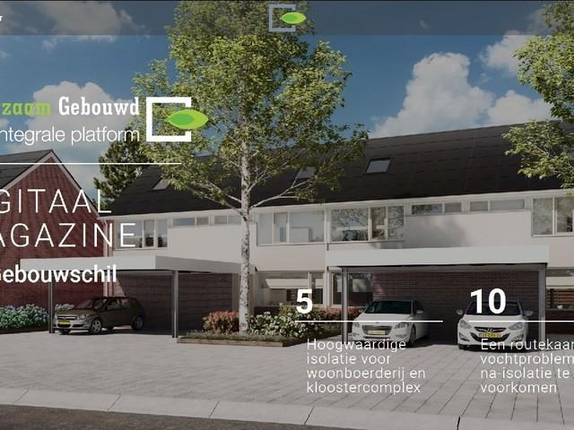 Nieuw digitaal magazine: Gebouwschil