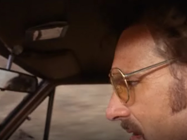 How To Spot Steven Spielberg's Reflection In The Movie, Duel