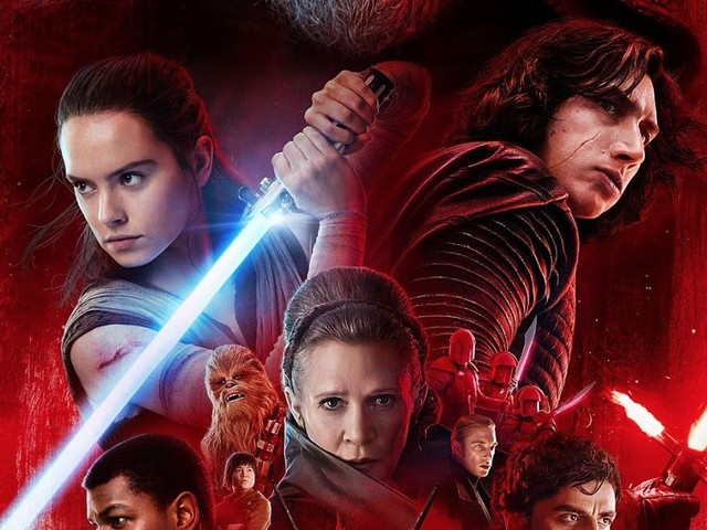 Here's the New Poster for 'Star Wars: The Last Jedi'