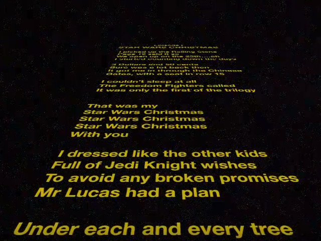 New Star Wars Christmas Song Tells The Story Of Kenner's Early Bird Certificate Package