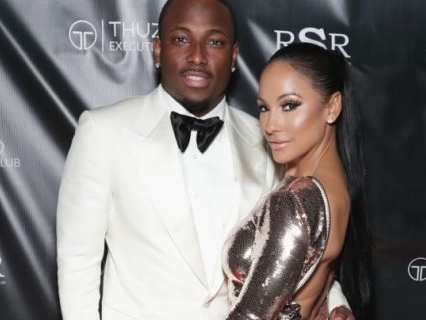 Breaking: LeSean McCoy & Delicia Cordon SETTLE Suit Accusing Him Of Setting Her Up To Be Robbed & Beaten